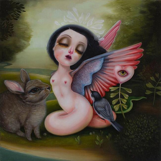 Jennybird Alcantara - Nymph