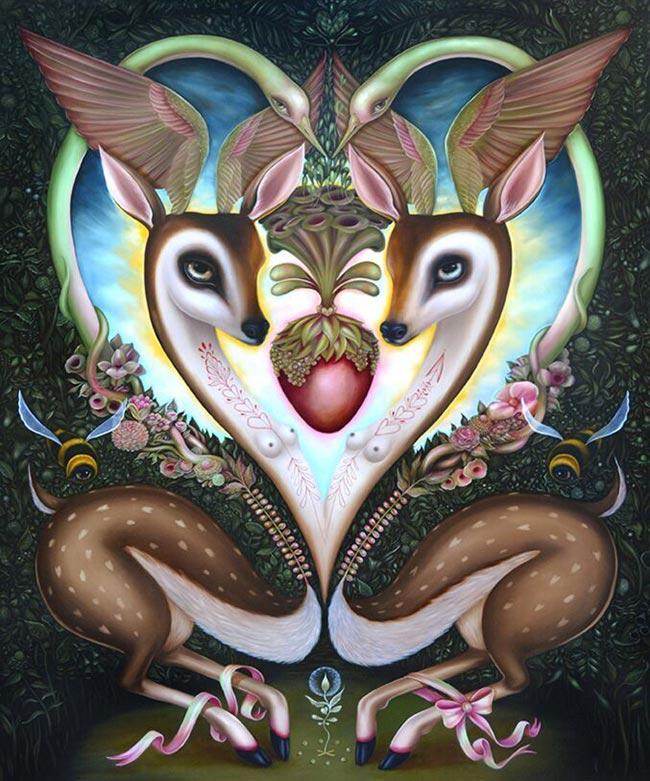 Jennybird Alcantara - Sanctum