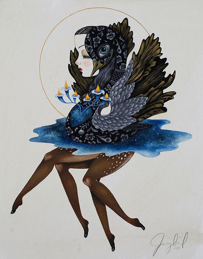 Jennybird Alcantara - Stargazer