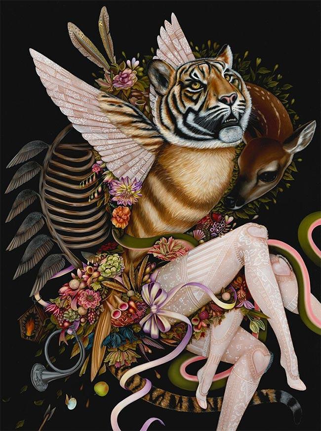 Jennybird Alcantara - Sublime Escape