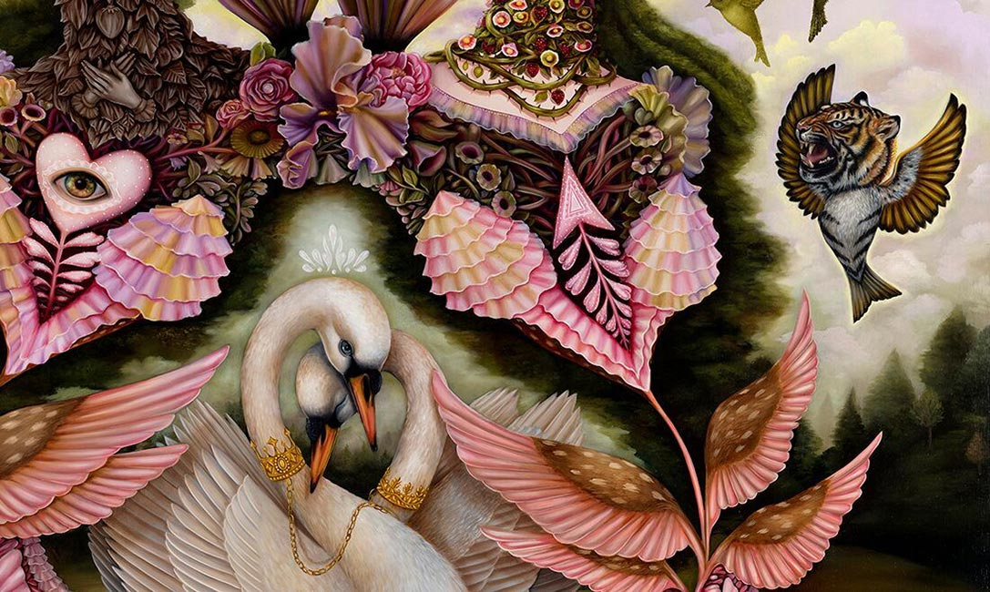 Jennybird Alcantara - The Cherished (Detail)