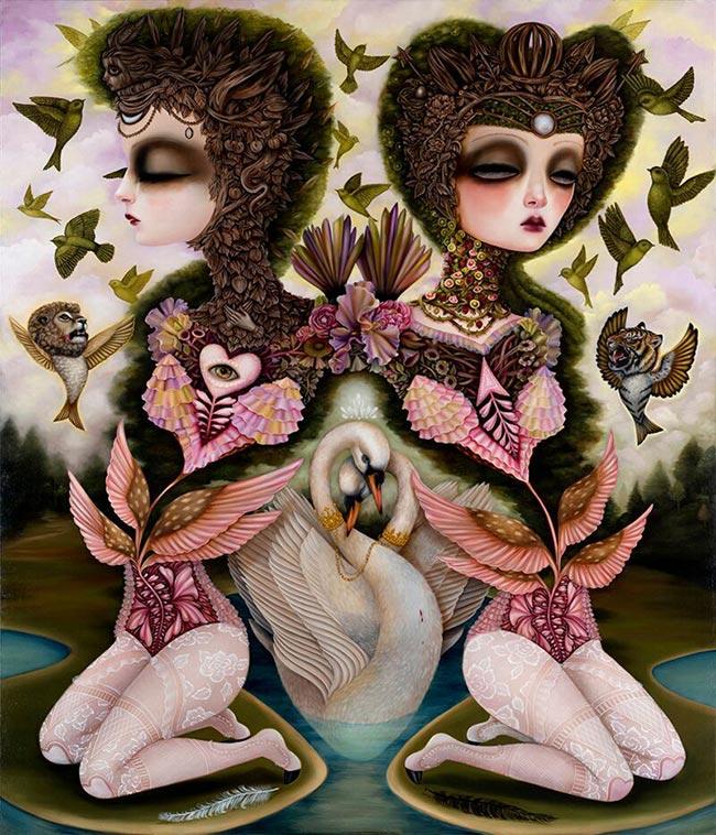 Jennybird Alcantara - The Cherished