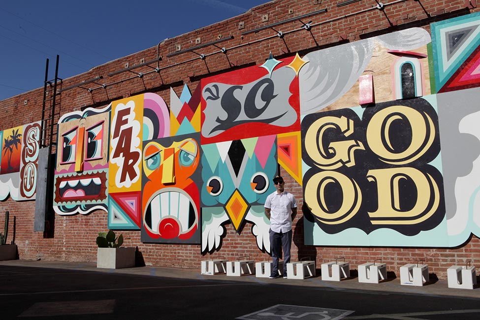 Alex Yanes - LA-Venice Collaboration