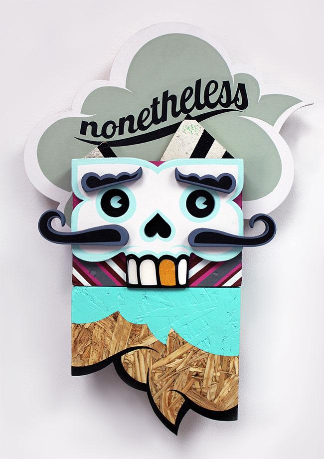 Alex Yanes - Nonetheless (Skull)
