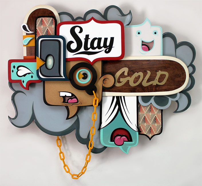 Alex Yanes - Stay Gold
