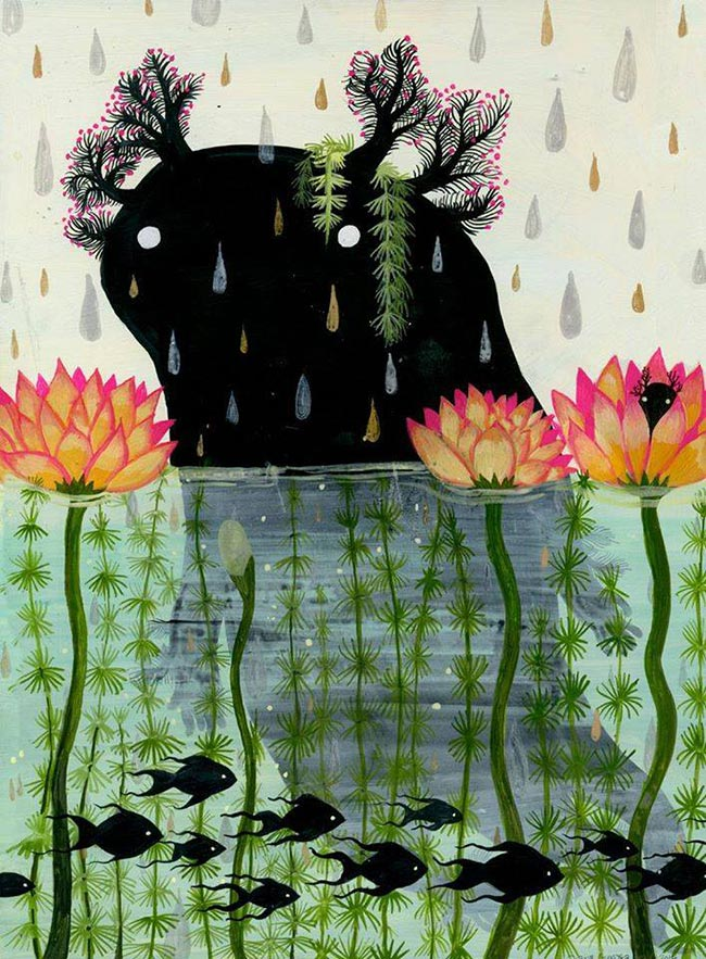 Diana Sudyka - Axolotl