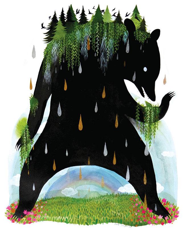 Diana Sudyka - Bear of Burden