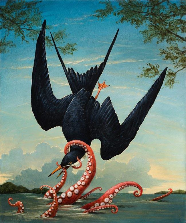 Kevin Sloan - Birds of America - Icarus