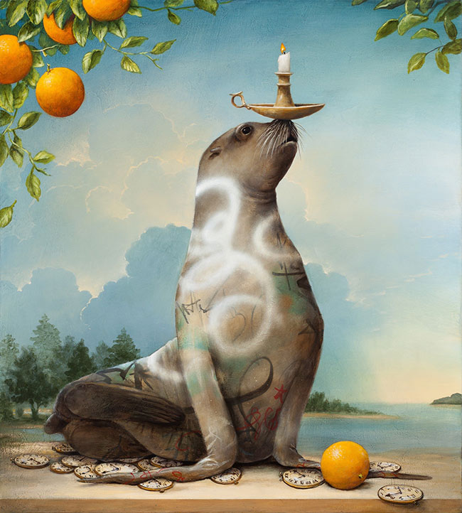 Kevin Sloan - St. Fortitude
