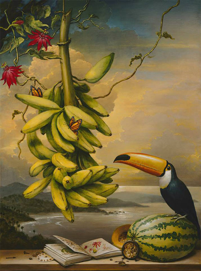 Kevin Sloan - The Naturalist
