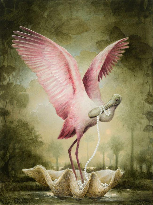 Kevin Sloan – A Deeper Level – Artist Profile