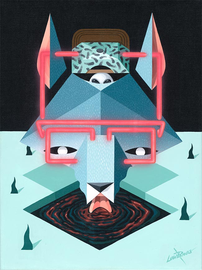 LowBros - Neon Wolf