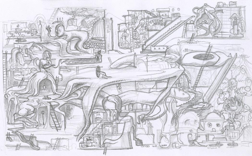Nathan Spoor - Dreams (Sketch)