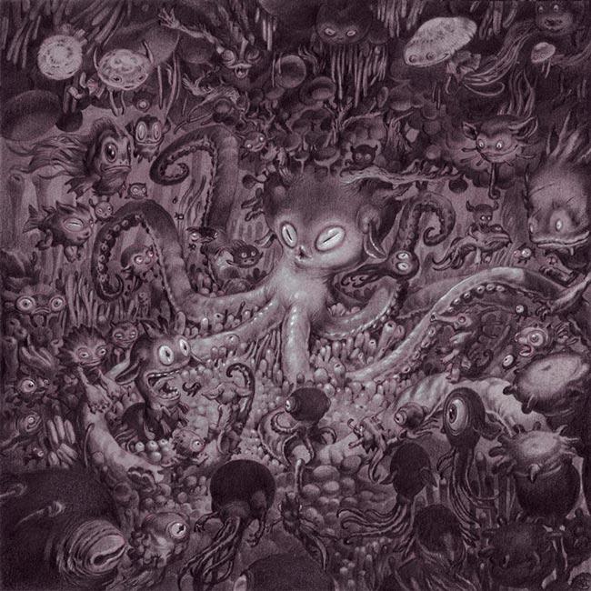 Stan Manoukian - Octopus Garden