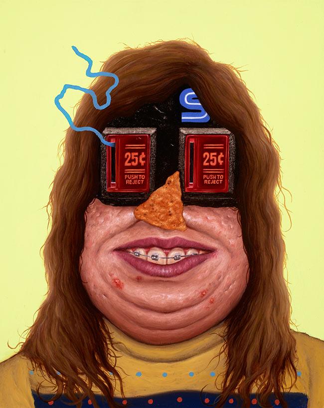Sean Norvet - Arcade Face (Tilt)