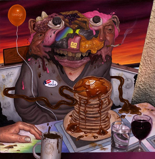 Sean Norvet - When You Go to IHOP With Your Grandpa, and He Smokes All Your DMT