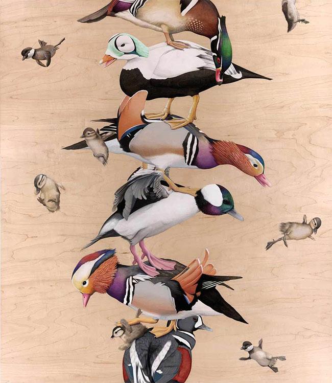 Tiffany Bozic - Ducks in a Row