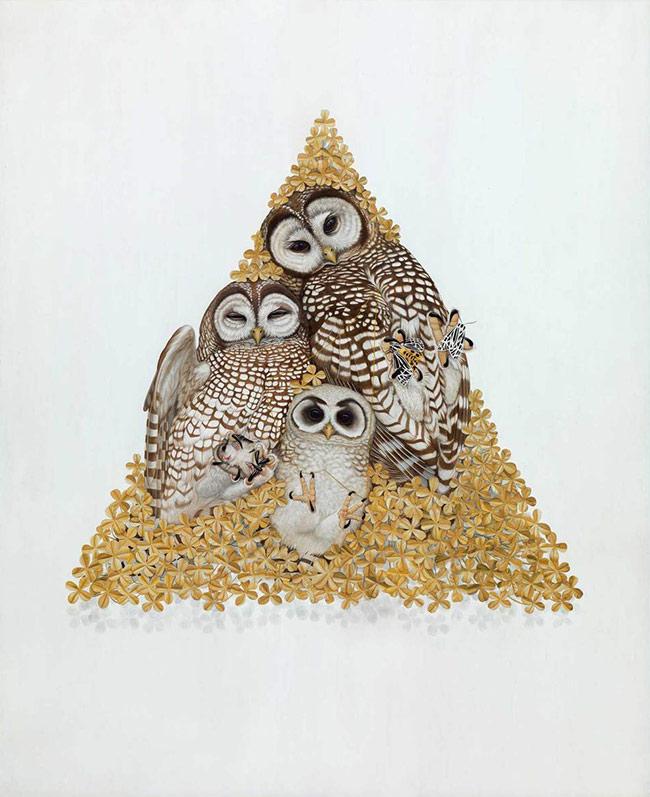 Tiffany Bozic - Triangle of Love