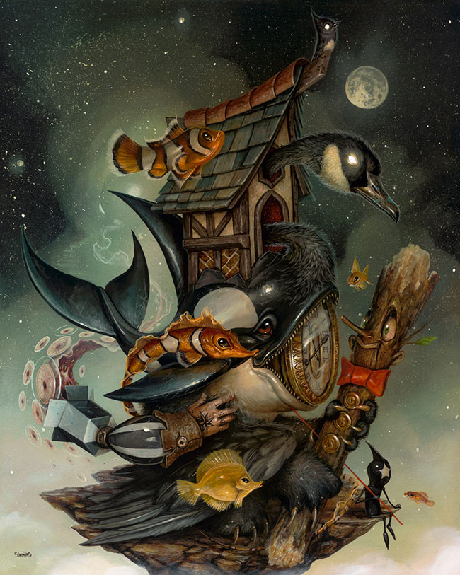 Greg Craola Simkins - Time Will Tell