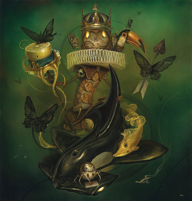 Greg Craola Simkins - Who Made You King