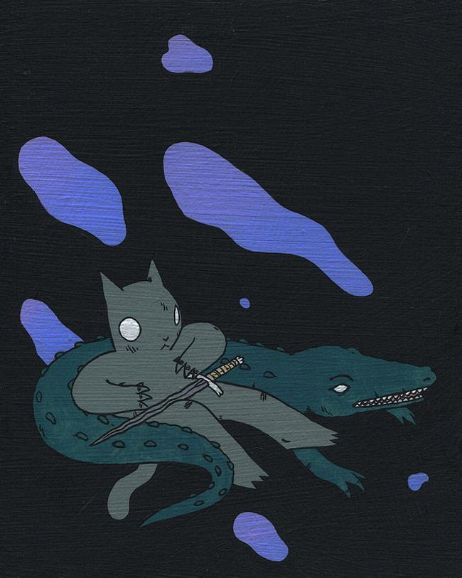 Deth P. Sun - Gator