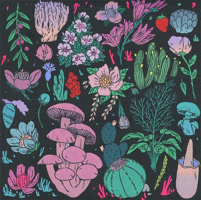 Deth P. Sun - Plant Life