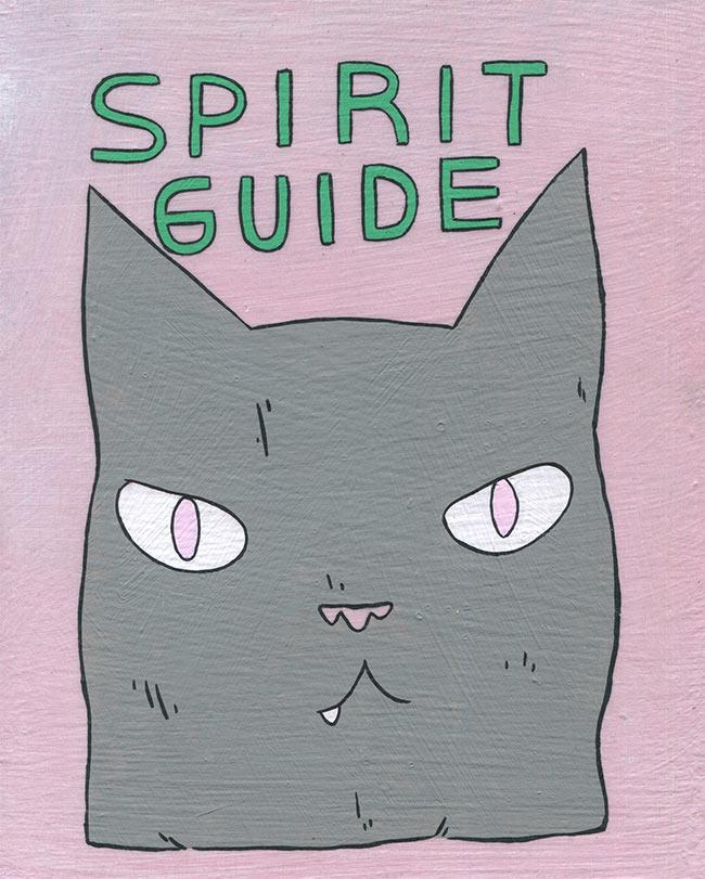 Deth P. Sun - Spirit Guide