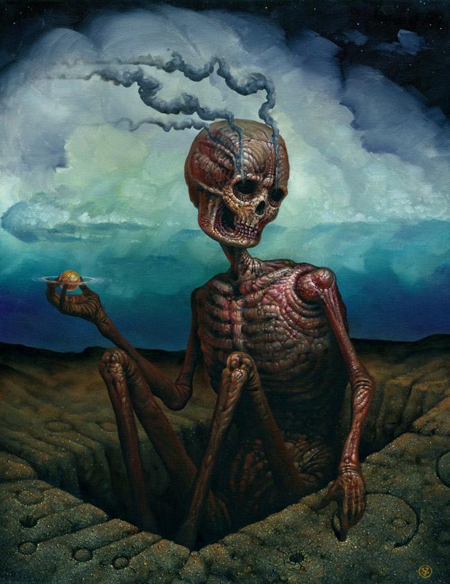 Jeff Christensen - Lasting Bones