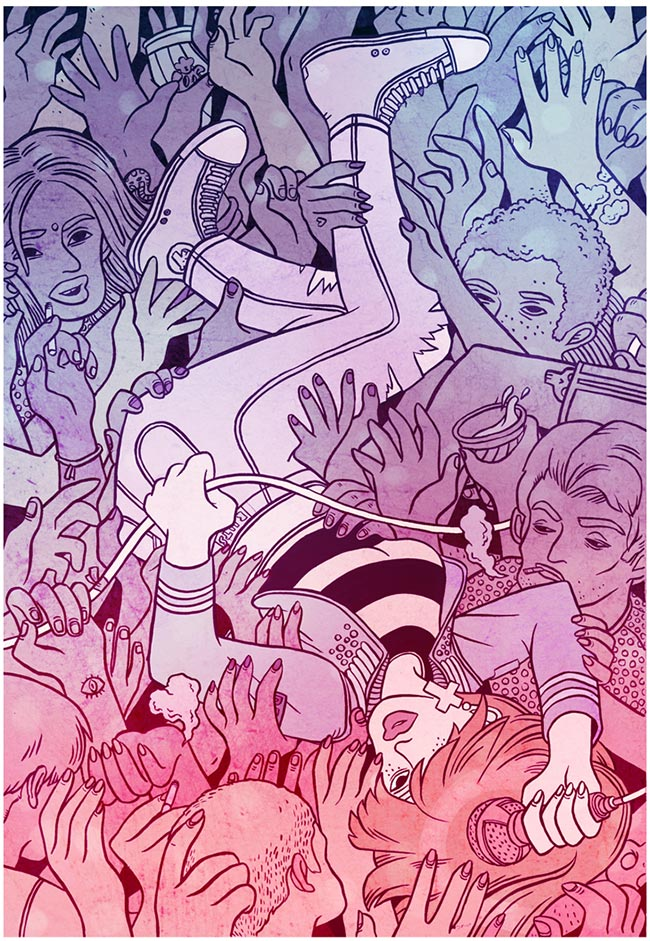 Kirsten Rothbart - Crowd Surf