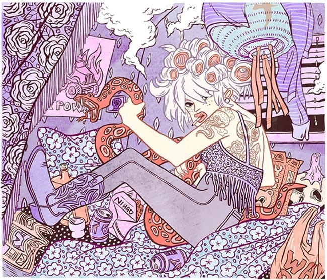 Kirsten Rothbart - Sleepover