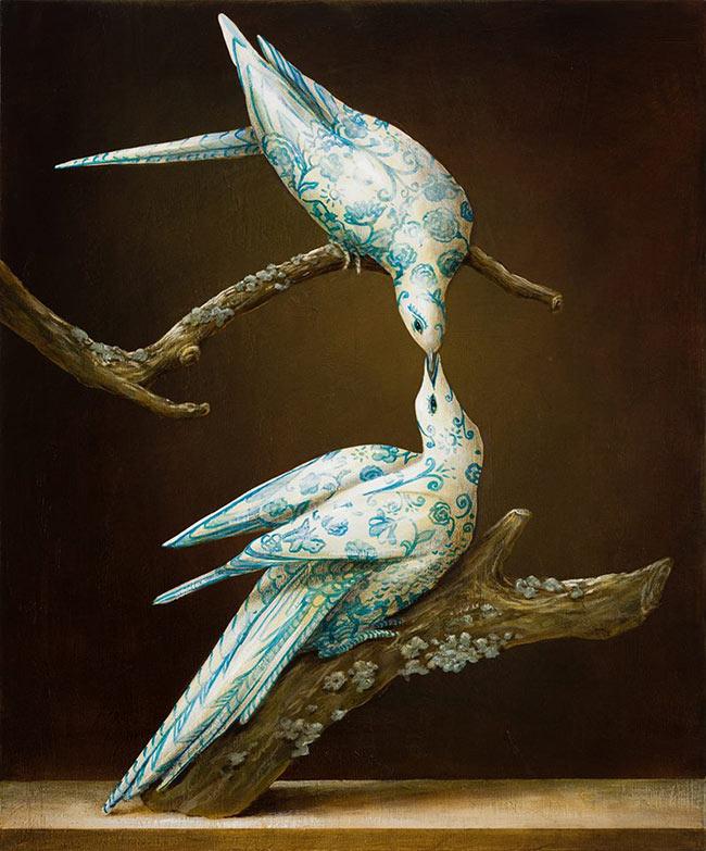 Kevin Sloan - Birds of America - Memorabilia