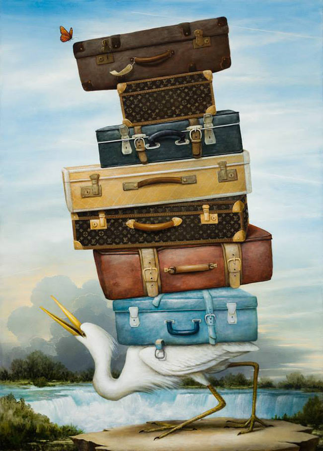 Kevin Sloan - Birds of America - Welcome to the Wilderness