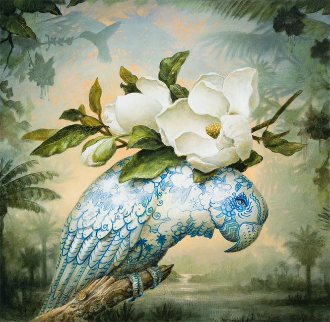 Kevin Sloan - Camouflage
