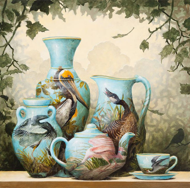 Kevin Sloan - The Aviary