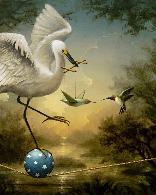 Kevin Sloan - The Magician