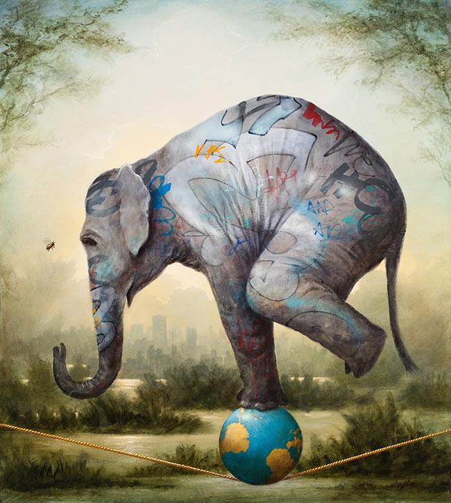 Kevin Sloan - Urban Jungle