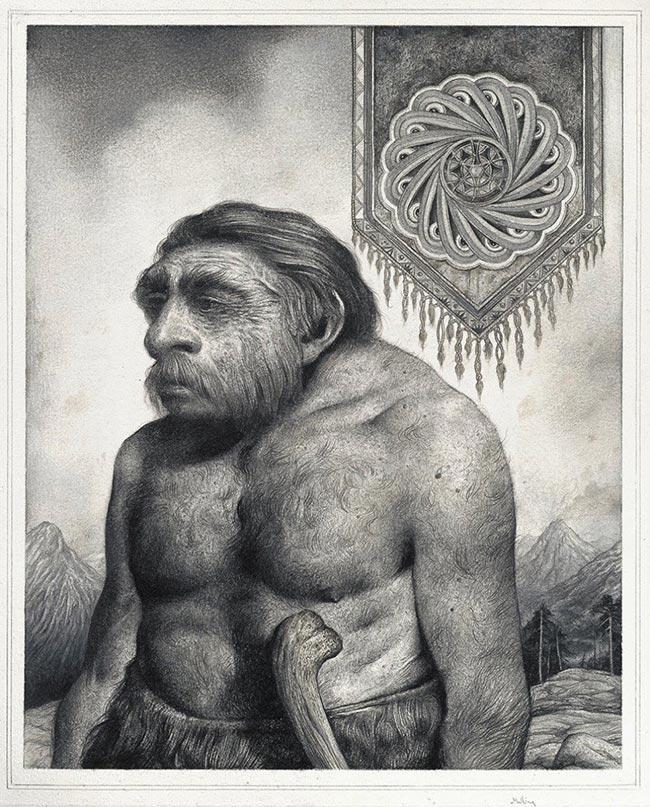 SMalling - Neandertahl / Mandala