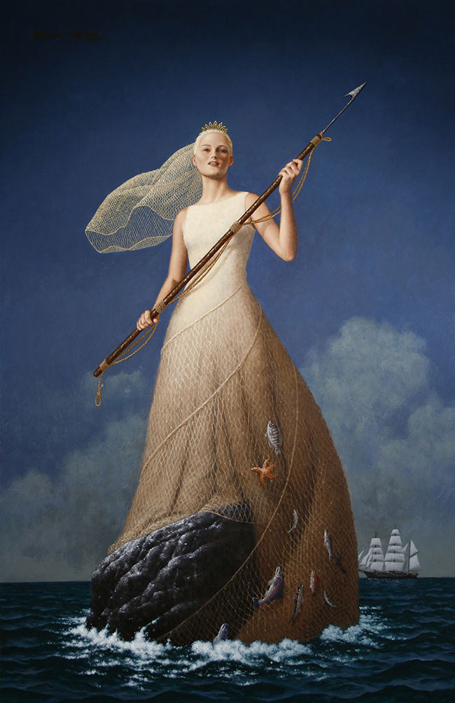 Steven Kenny - The Fisherman's Bride