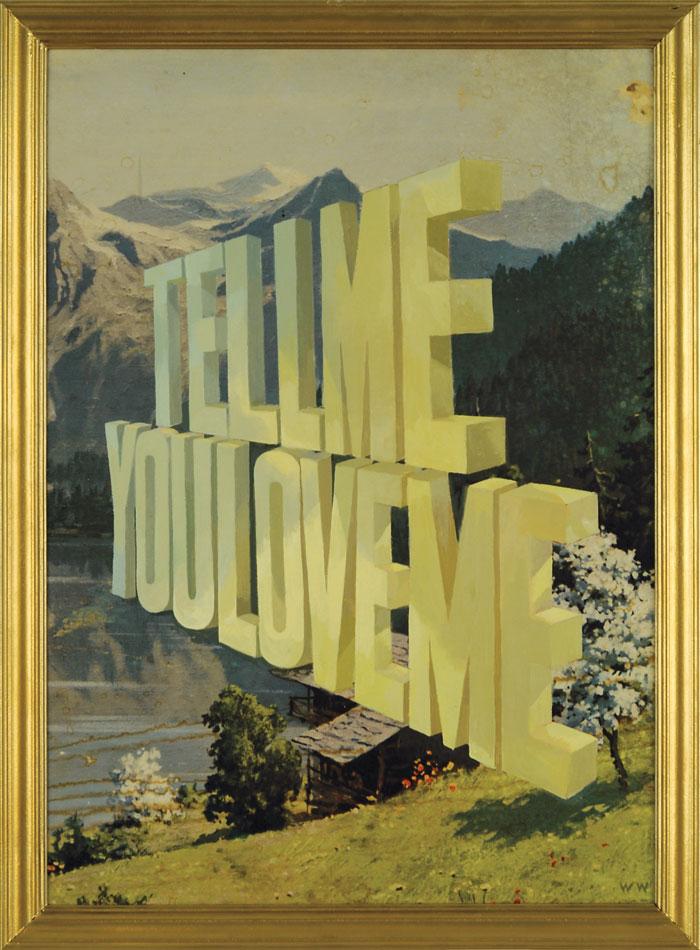 Wayne White - Tell Me You Love Me Rd 2