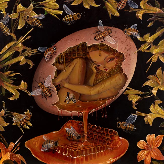Bob Doucette - Bitter Honey