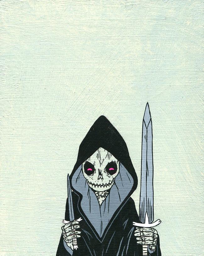 Deth P. Sun - Dark Wizard