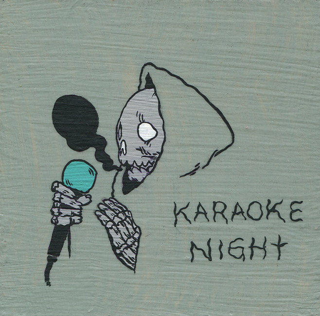 Deth P. Sun - Karaoke Night