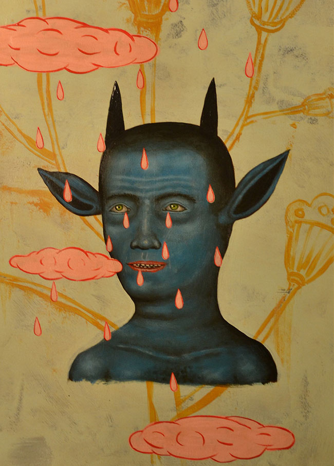 Fred Stonehouse - Blue Demon