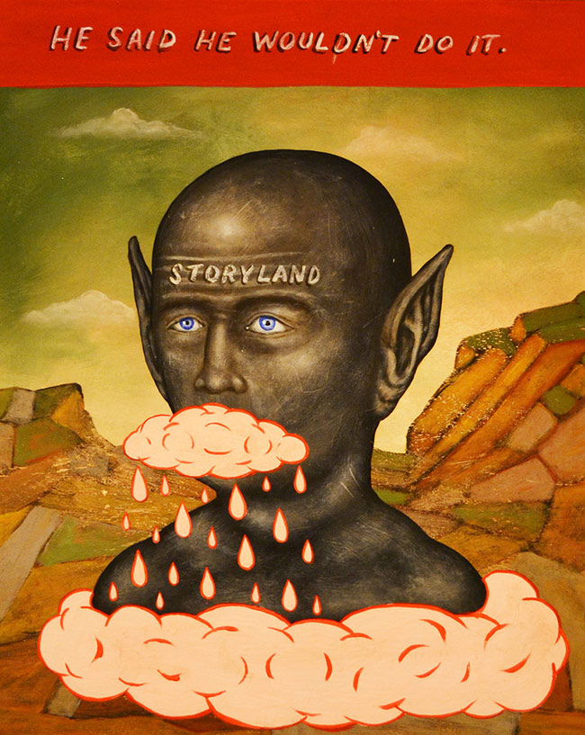 Fred Stonehouse - Storyland