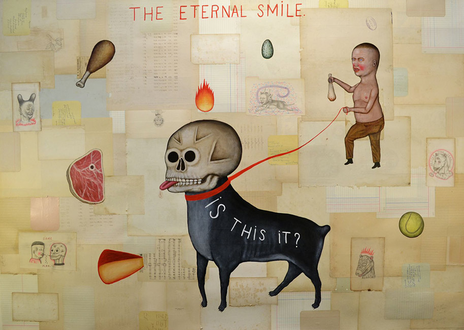 Fred Stonehouse - The Eternal Smile