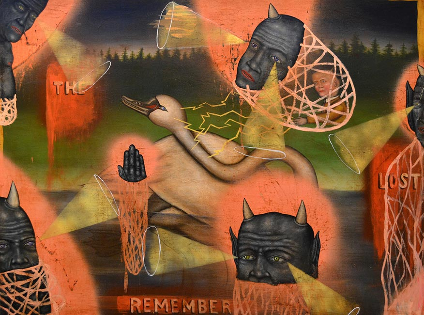 Fred Stonehouse - The Lost Remember
