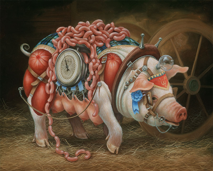 Heidi Taillefer - Some Pig