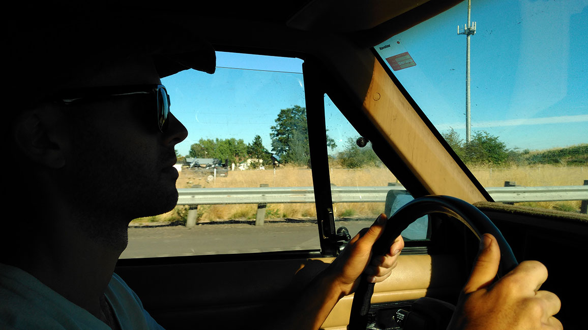 Ana Bagayan - Driving