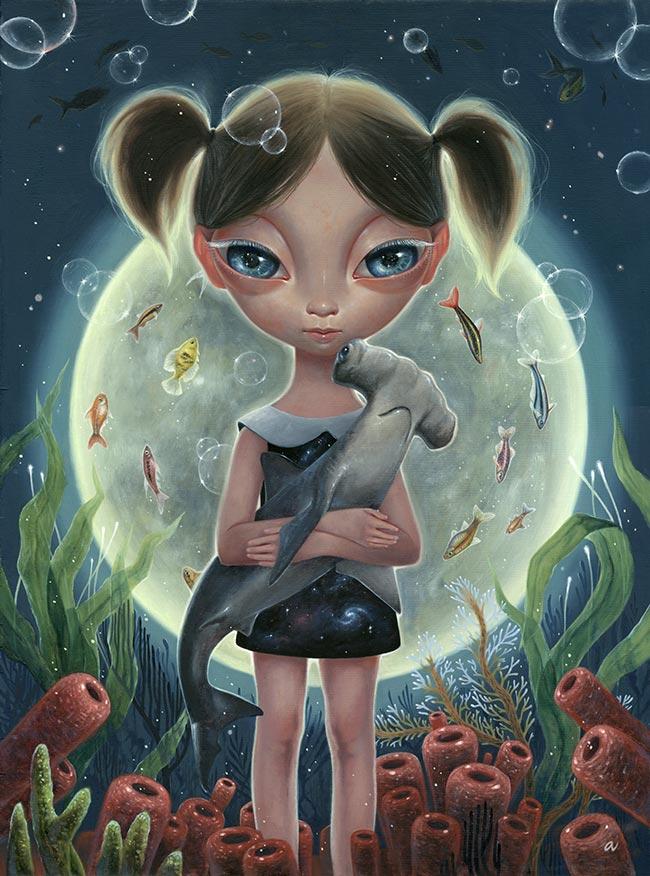 Ana Bagayan - Undersea Moon