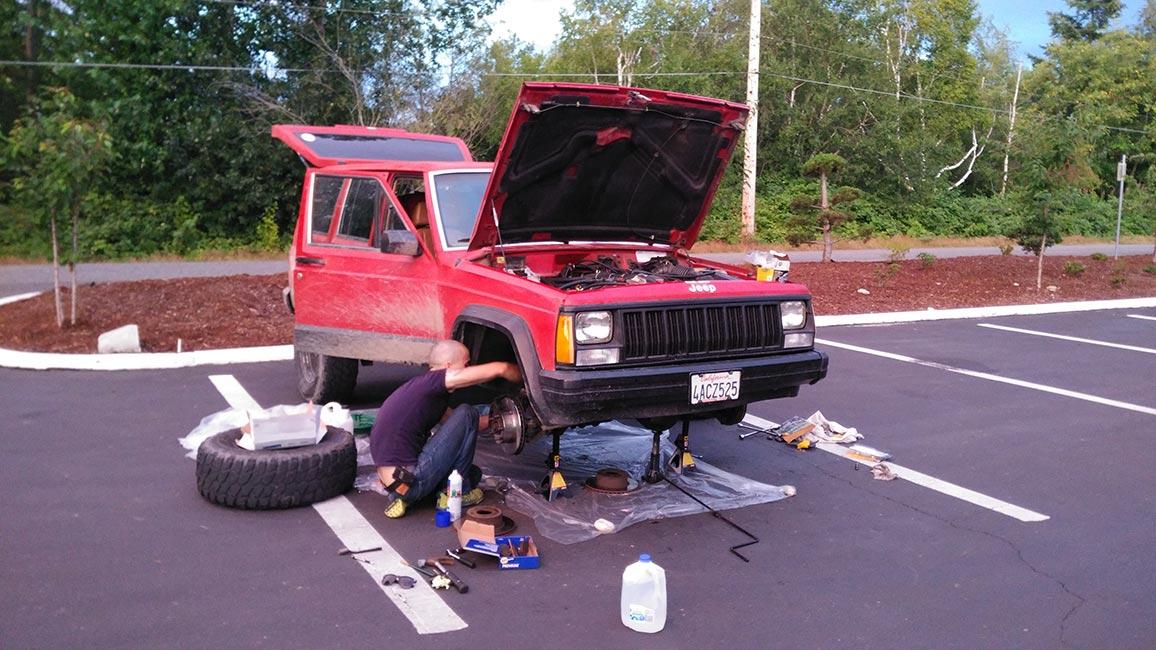 Ana Bagayan - Vehicle Repairs